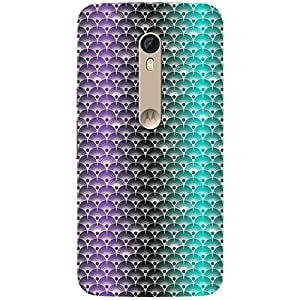 Beautiful Design - Mobile Back Case Cover For Motorola Moto X Play