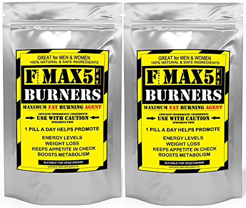 Formula Max5 Fat Burners | Strong Slimming Pills