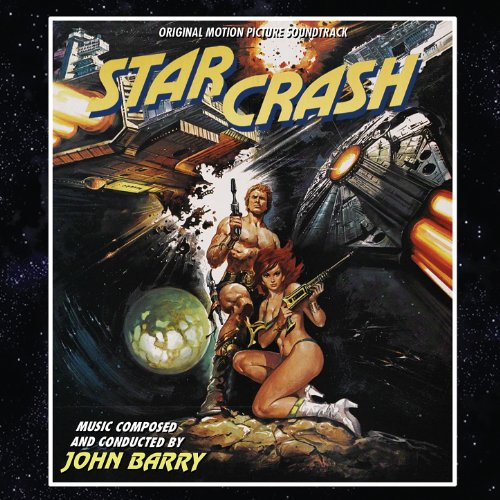 "Main Title (From Original Motion Picture Soundtrack for ""Starcrash"")"