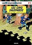 Les Tuniques Bleues - Tome 21 - LES 5...