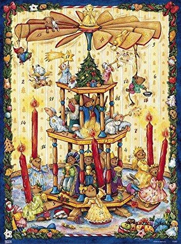 Advents-Pyramide Adventskalender