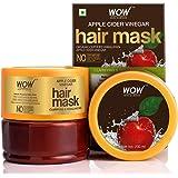WOW Skin Science Apple Cider Vinegar Hair Mask with Apple Cider Vinegar & Sweet Almond Oil, 200 ml