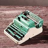 BWLZSP 1 STÜCKE Kreative Geschenke Dekoration Retro Tun alte Handwerk Bar Schreibmaschine Ornamente LU709427