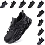 Safety Shoes Men Lightweight Women Work Trainers Ladies Steel Toe Cap Shoe Puncture Proof Protective Footwear Sport Sneakers