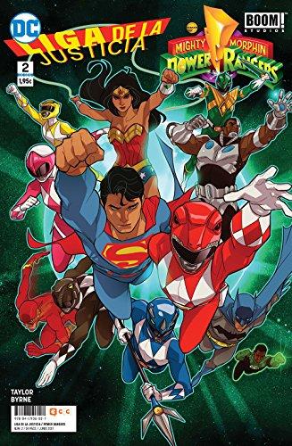Liga de la Justicia/Power Rangers núm. 02: Liga de la Justicia/Power Rangers 2: 6
