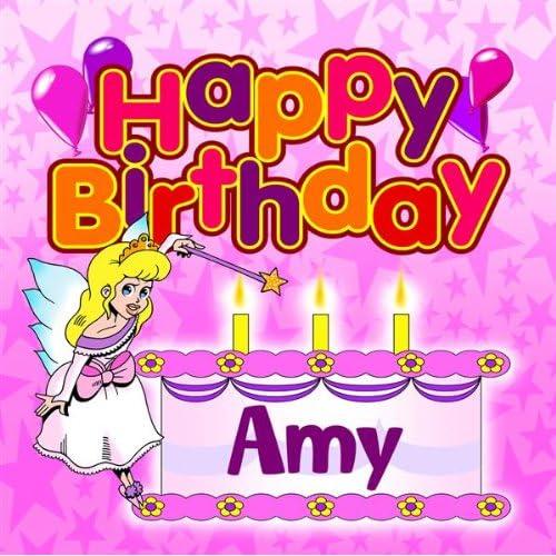 Happy Birthday Amy By The Birthday Bunch On Amazon Music