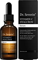 50ml Ultra Serum: Dr. Severin® Vitamin C Hyaluron Serum. 25% konzentriert.