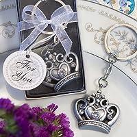 Crown Keychain Favors: Cheap Wedding Favors, 29 by Fashioncraft preisvergleich bei billige-tabletten.eu