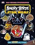 Angry Birds™ Star Wars™ Das große Stickerbuch: Über 1000 tolle Sticker