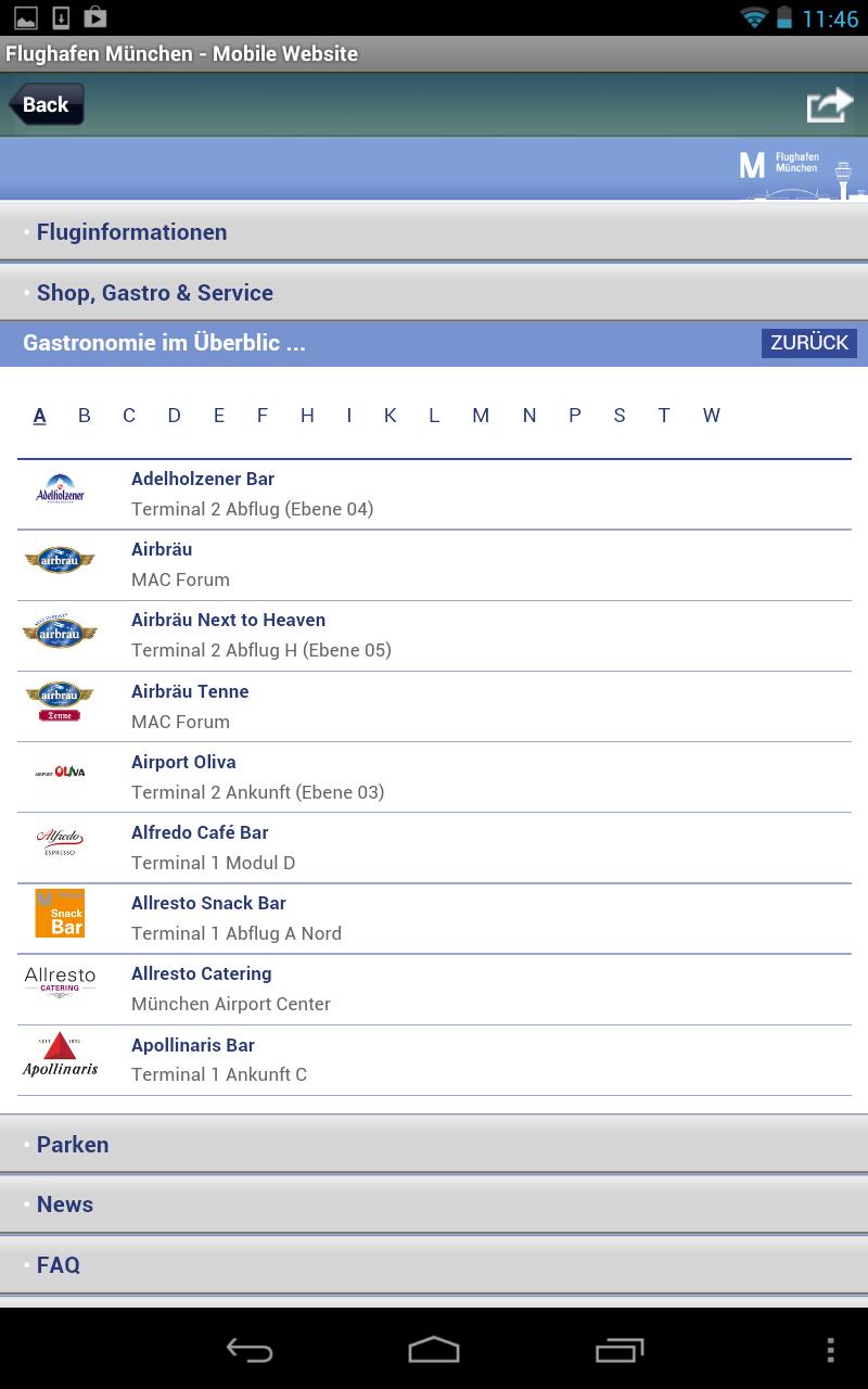 Flughafen München + Flight Tracker: Amazon.de: Apps für