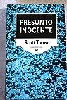 Presunto inocente par Turow