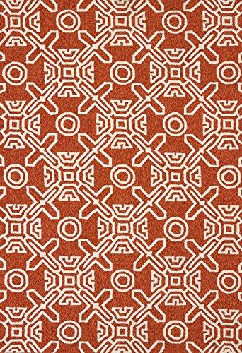 United Weavers of America Maui-Panama Jack Signature Teppich, Schokolade, 1