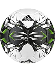 adidas Stabil Team 9 - white/black/sgreen