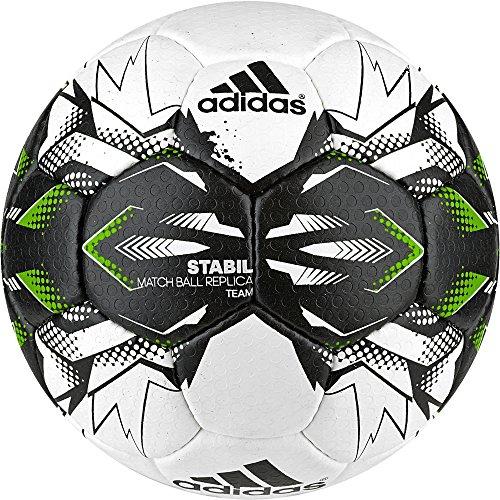 adidas Herren Stabil Team 9 Nicht Zutreffend White/Black/Sgreen 3