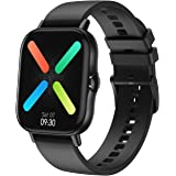 """Bfit Alpha Smart Bluetooth Calling Watch with 1.8"""" Color Full Touch Screen, ECG, SpO2, & Music Control, Continuous Heart Rate"""
