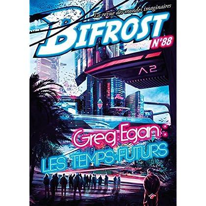 Bifrost n° 88: Spécial Greg Egan (REV BIFROST)