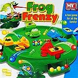 Frog Frenzy Family Jeu de société Jeu - 3 ans +