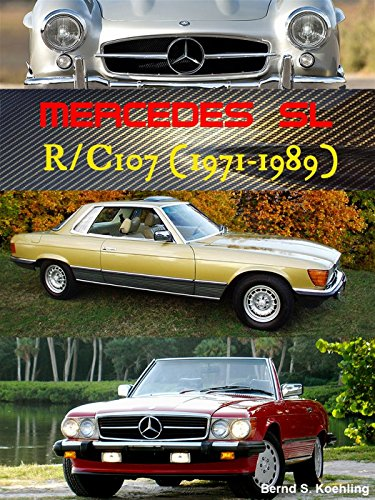 mercedes-sl-slc-r-c107-the-iconic-sl-book-3-english-edition
