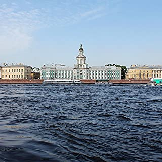 Along the St. Petersburg