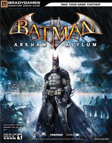 Preisvergleich Produktbild Batman: Arkham Asylum Signature Series Guide (Bradygames Strategy Guides)