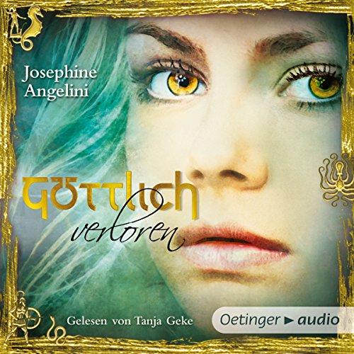 Buchseite und Rezensionen zu 'Göttlich verloren (Göttlich-Trilogie 2)' von Josephine Angelini