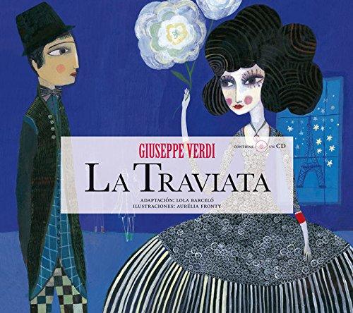 La Traviata por Lola Barceló Morte
