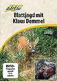 Blattjagd mit Klaus Demmel, 1 DVD - Klaus Demmel