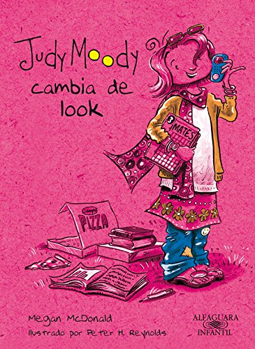 Judy Moody cambia de look (Judy Moody 8) por Megan McDonald