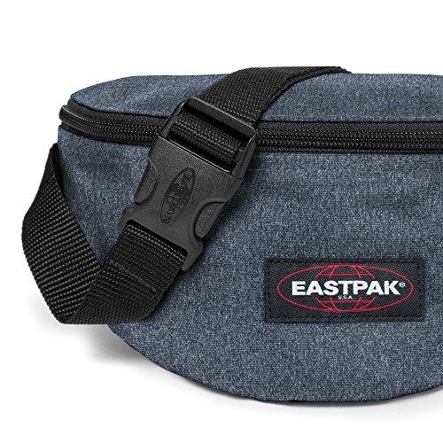 Eastpak Gürteltasche Springer, black, 2 liters, EK074008 Double Denim