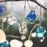 Note. Miz Home Wall Decoration Decorative Wall Vases Hanging Bottle Nordic Wall Decor Glass Vase Planter