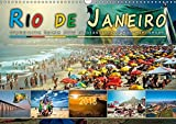 Rio de Janeiro, Olympische Spiele 2016 im brasilianischen Hexenkessel (Wandkalender 2018 DIN A3 quer): Eine Reise in die Stadt der vielen Gesichter, ... Orte) [Kalender] [Apr 08, 2017] Roder, Peter