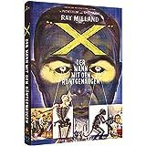 Der Mann mit den Röntgenaugen - The man with the X-Ray eyes BLU-RAY LIMITED EDITION große Hardbox Cover B