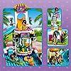 LEGO Friends 41313 - Set Costruzioni La Piscina all'Aperto di Heartlake