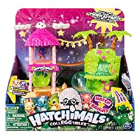 Hatchimals - Isla Luminosa Playset (Bizak, 61929129) de Bizak