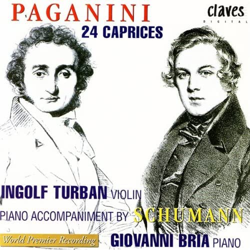 24 Caprices, Op. 1: Xxiii. E-Flat Major. Posato