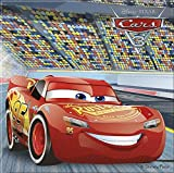 Disney 20 Serviettes Cars New
