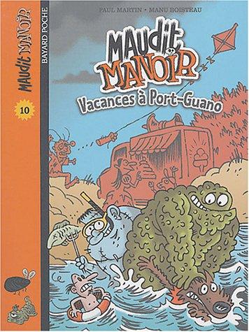 Vacances à Port Guano, numéro 10 par P. Martin