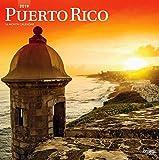 Puerto Rico 2019 - 18-Monatskalender mit freier TravelDays-App (Wall-Kalender) - BrownTrout Publisher