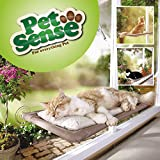 Katzensitz zur Anbringung am Fenster für ein sonniges Plätzchen, von Petsense