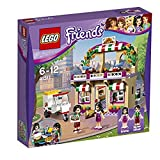 Die besten LEGO-Geschenk für 10-Jährige - LEGO Friends 41311 - Heartlake Pizzeria, Spielzeug für Bewertungen