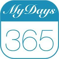 My Big Days - Eventos de cuenta atrás