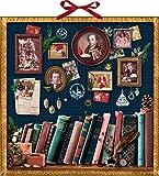 Zettelkalender - Adventspoesie mit deutschen Dichtern (Literarische Adventskalender)