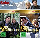 SOKO Kitzbühel Box 13+14 (4 DVDs)