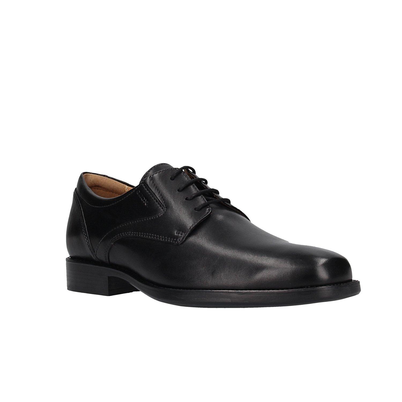 dfb2453c8c2f08 Geox U Federico V, Derby Homme – chaussures-banyuls.com