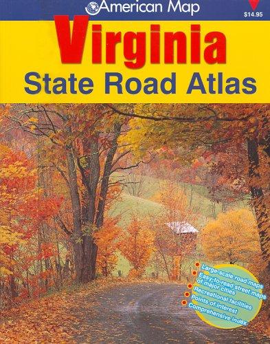 Virginia State Road Atlas