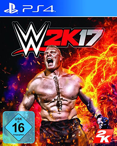 WWE 2K17 - [PlayStation 4]
