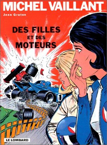 Michel Vaillant, tome 25 : Des filles et des moteurs