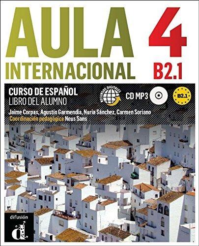Aula Internacional 4. Nueva Edicion: Libro del Alumno + Ejercicios + CD 4 (B2) (Spanish Edition) by Jaime Corpas (2014-08-25)