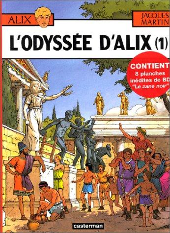 L'Odyssée d'Alix, tome 1 par Jacques Martin