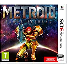 3DS Metroid Samus Returns